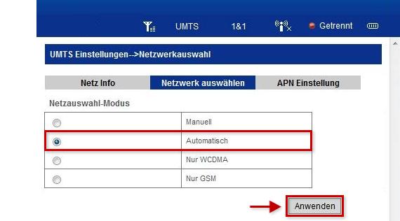 Ammcobus || 1&1 mobile wlan router login